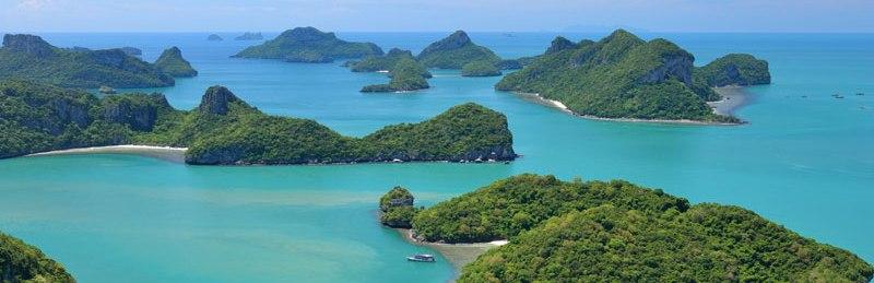 Isole della Thailandia: le 3 anime di Koh Samui, Koh Phangan, Koh Tao