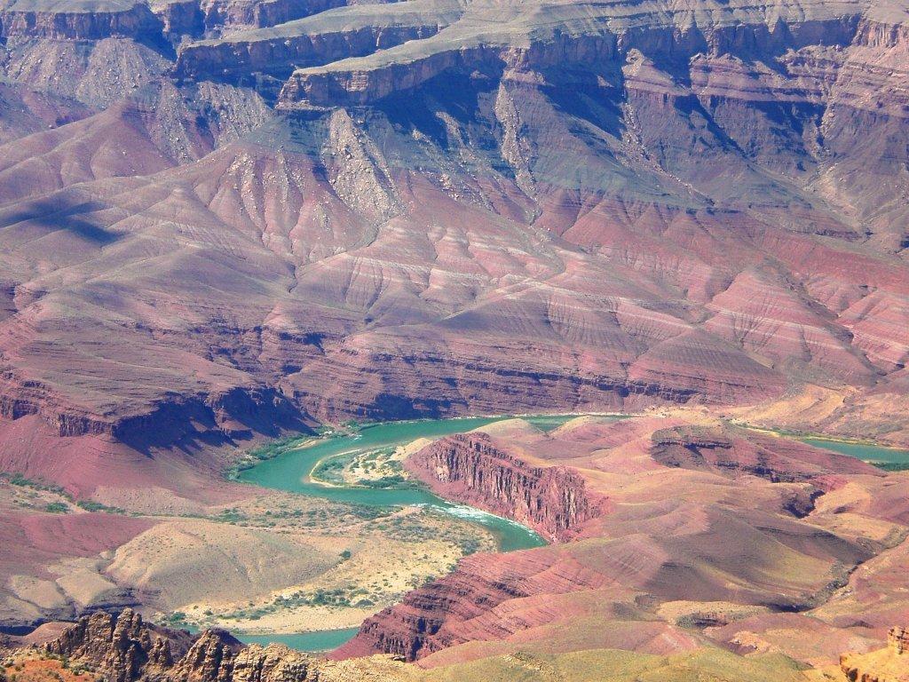Si parte per l 39 ovest degli usa myusa alla ricerca di for Grand canyon north rim mappa della cabina