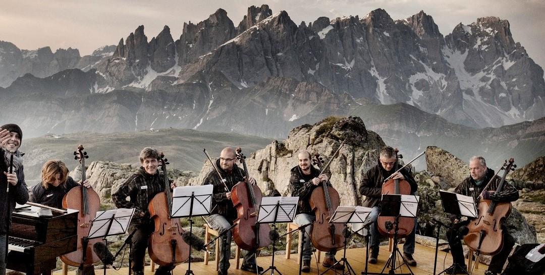 I Suoni delle Dolomiti 2016: natura, montagna e musica in Trentino-Alto Adige