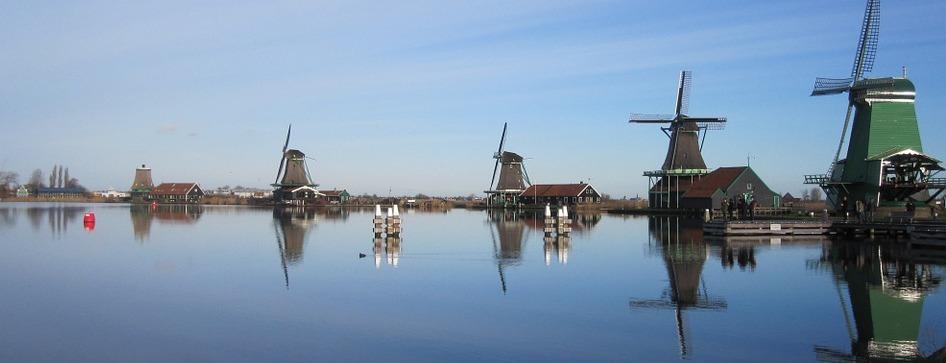 Olanda: visitare Zaanse Schans e l'ERIH (European Route of Industrial Heritage)